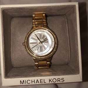 Gold Michael Kors Taryn Watch